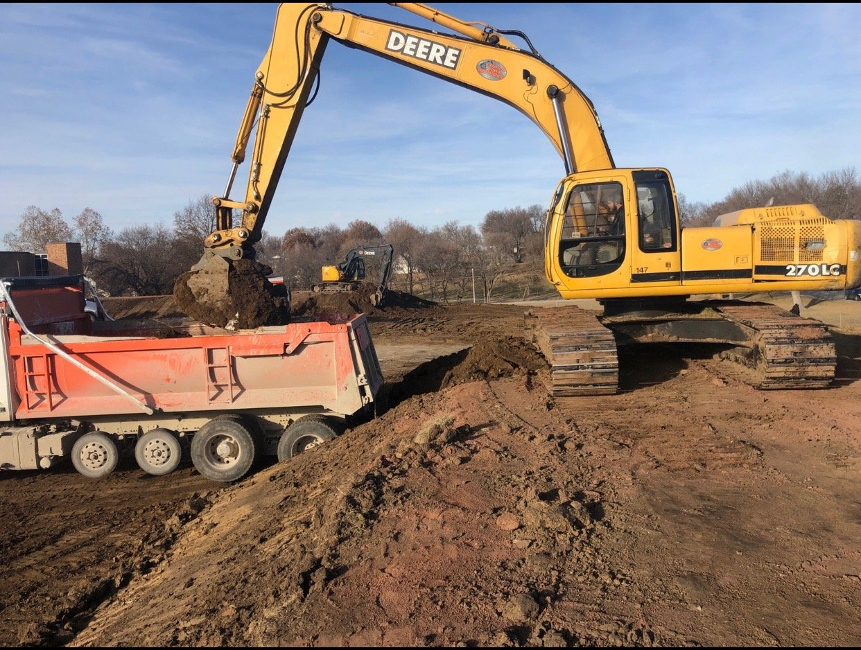 Copart Home Page >> Projects - Central Iowa Dirtworks